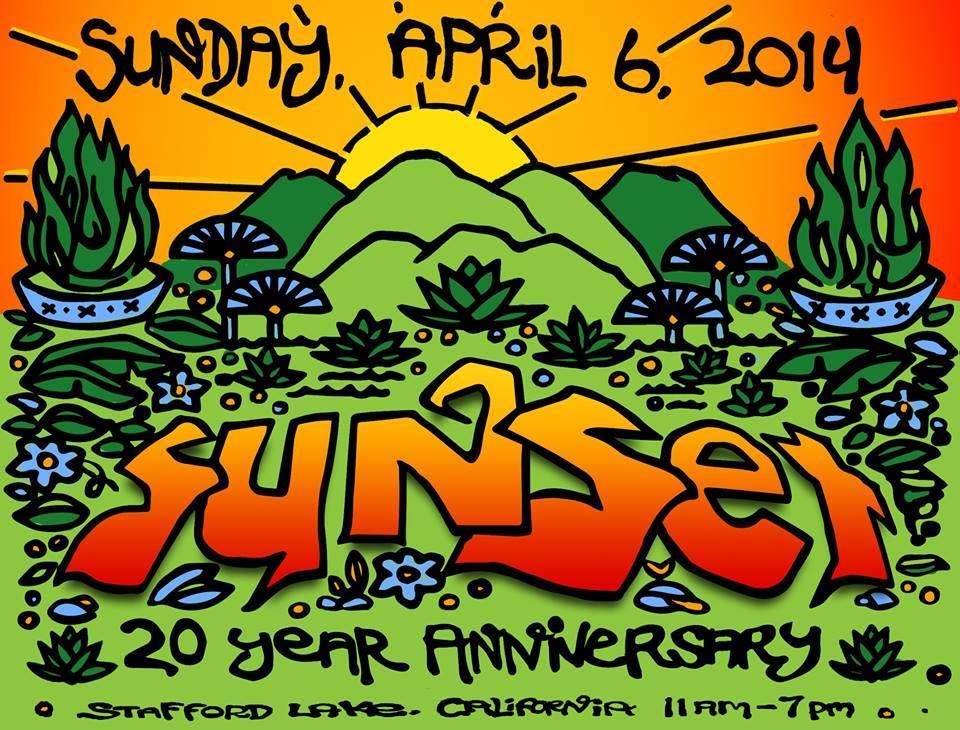 Sunset 20 Year Anniversary