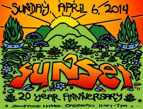 Sunset 20 Year Anniversary