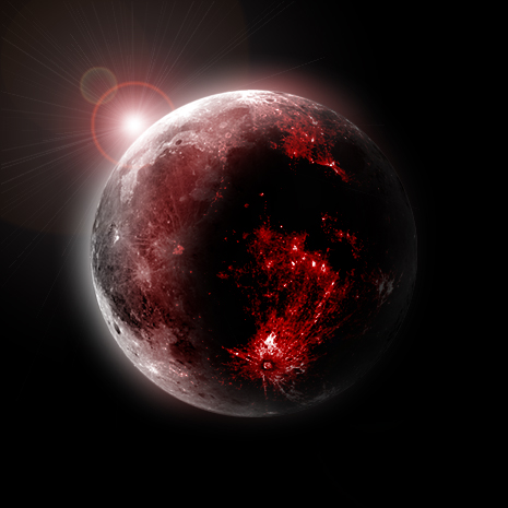 nasa blood moon 2017 - photo #36